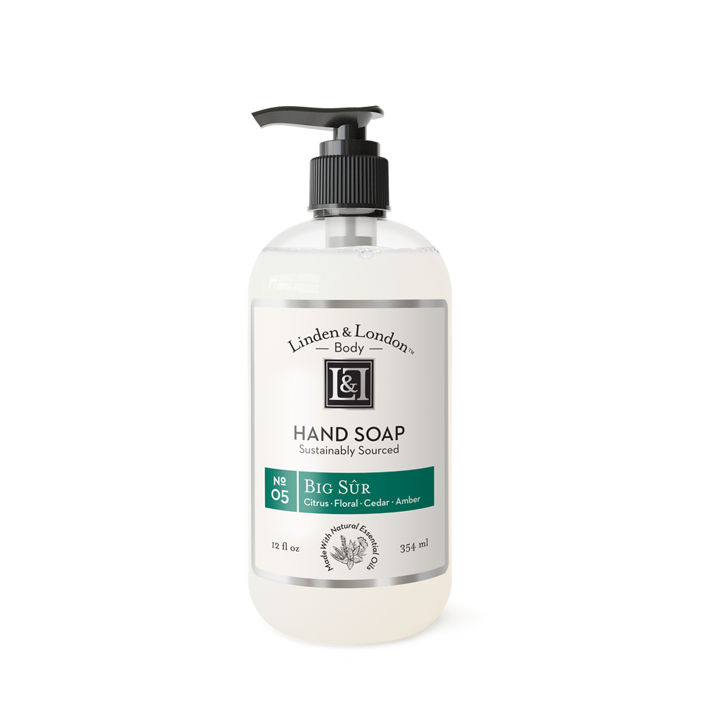 Big Sur Hand Soap
