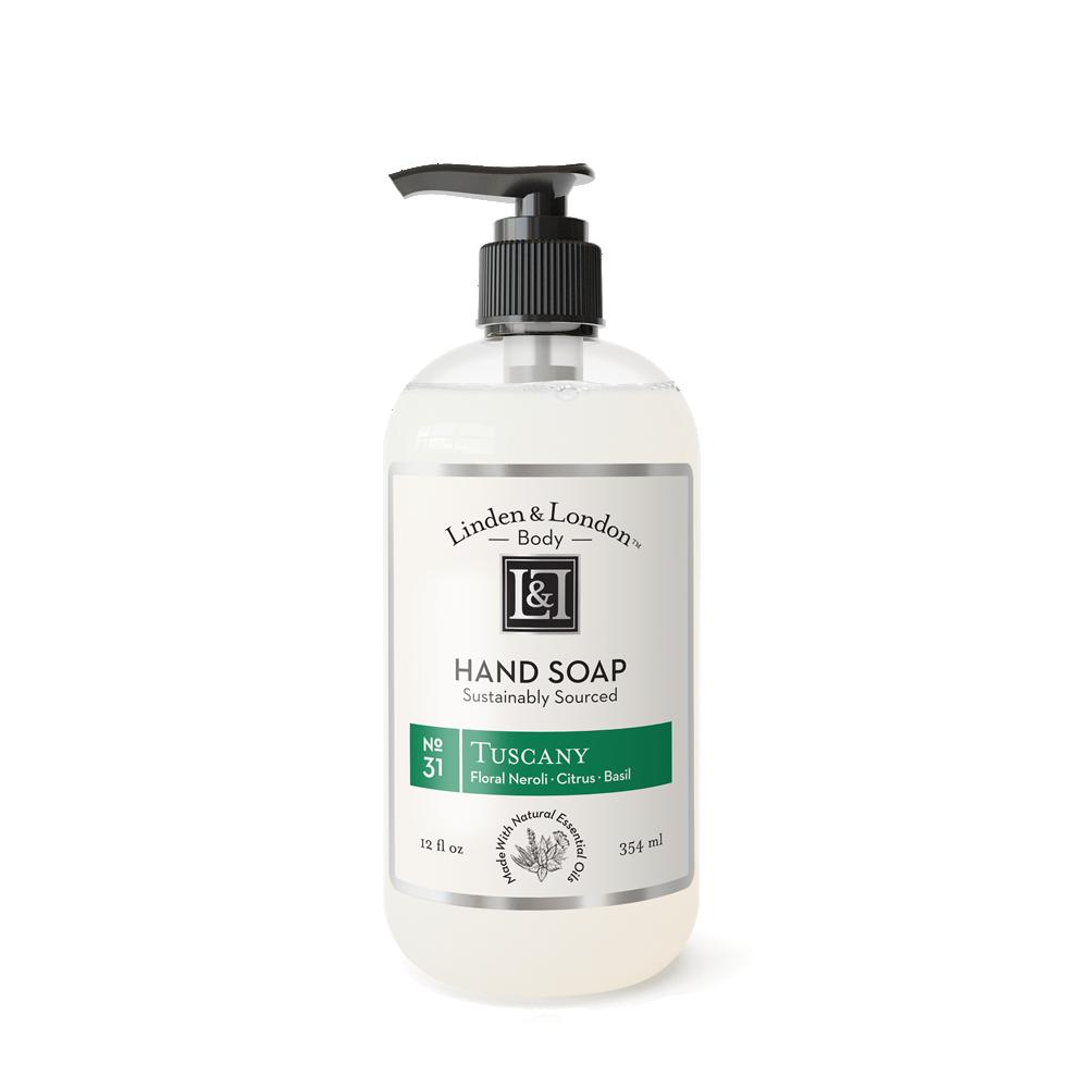 Linden & London Hand Soap -  fragrance