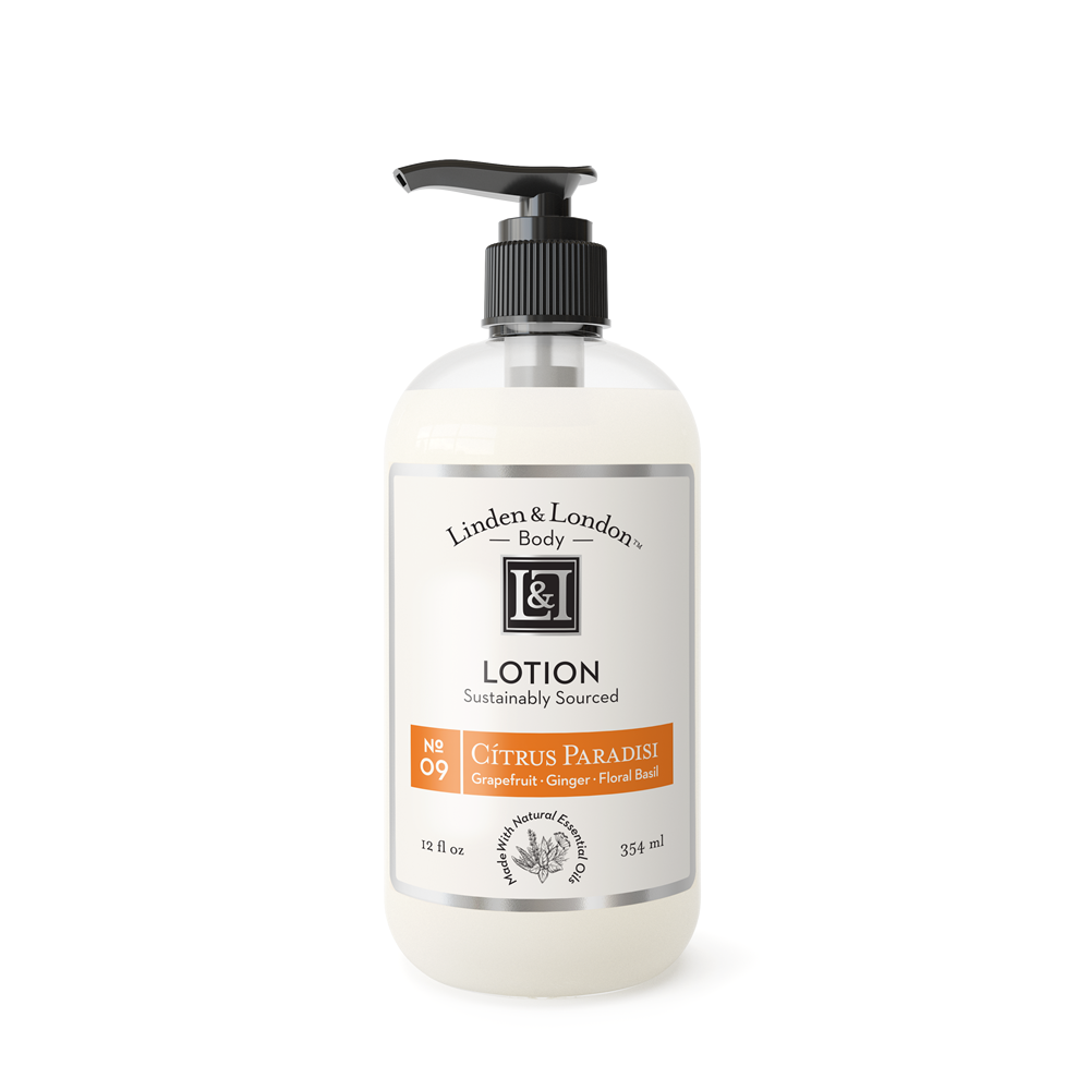 Linden & London Lotion -  fragrance