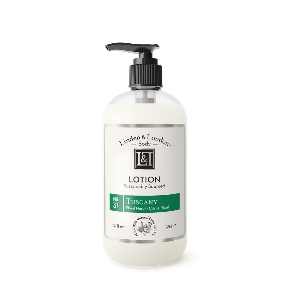 Linden & London Lotion -  fragrance