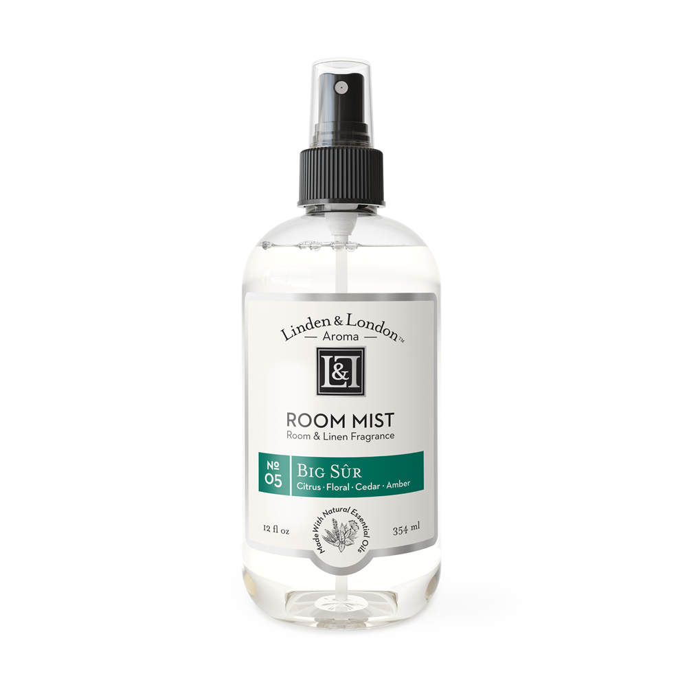 Linden & London Room Mist -  fragrance
