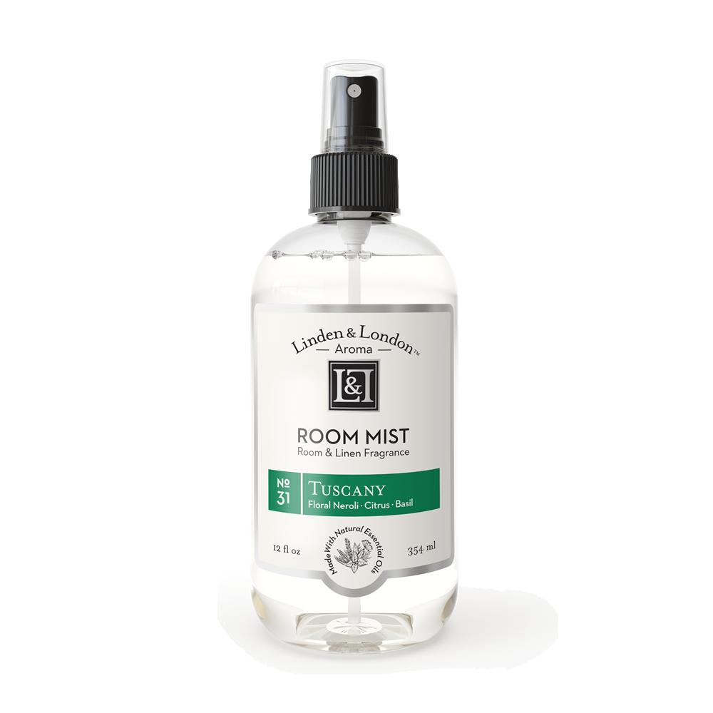 Linden & London Room Mist -  fragrance