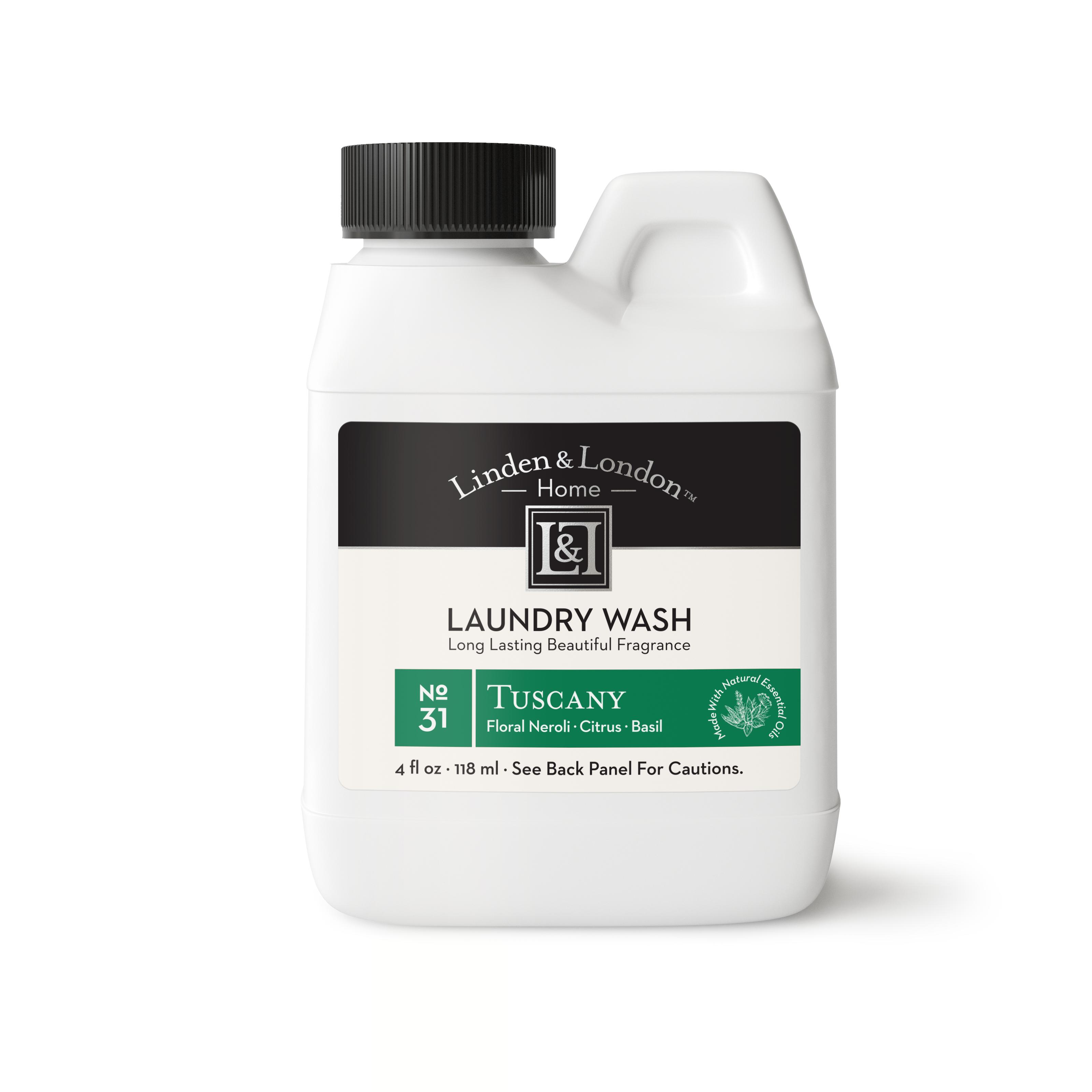 Linden & London Laundry Wash -  fragrance