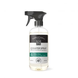 bottle of Big Sur Counter Spray