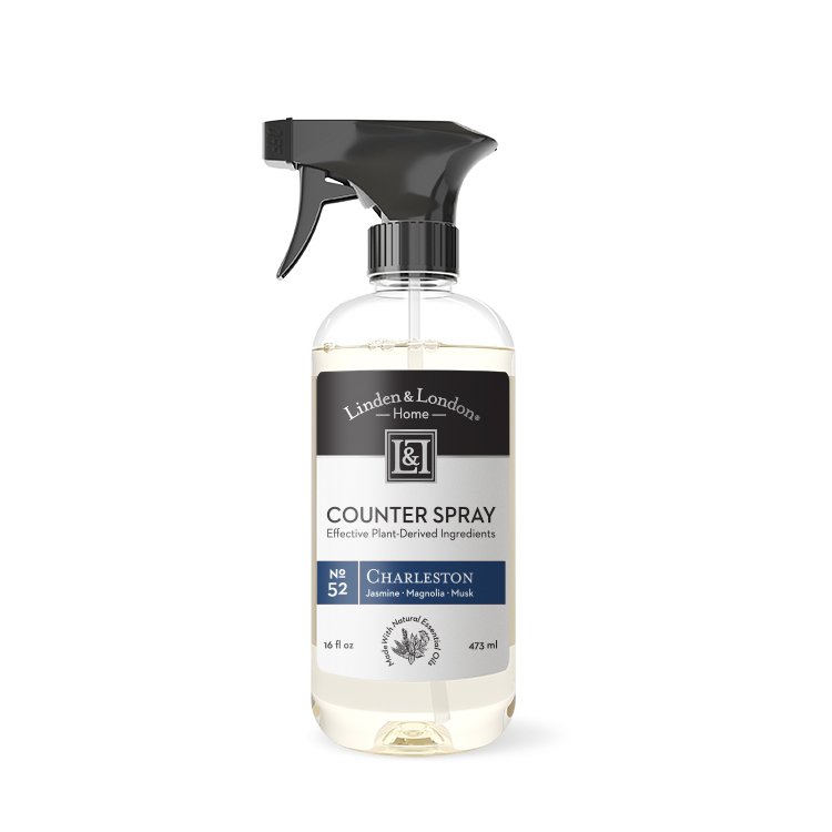 bottle of Charleston Counter Spray