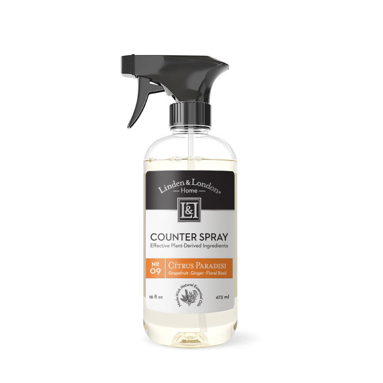 Linden & London Counter Spray -  fragrance