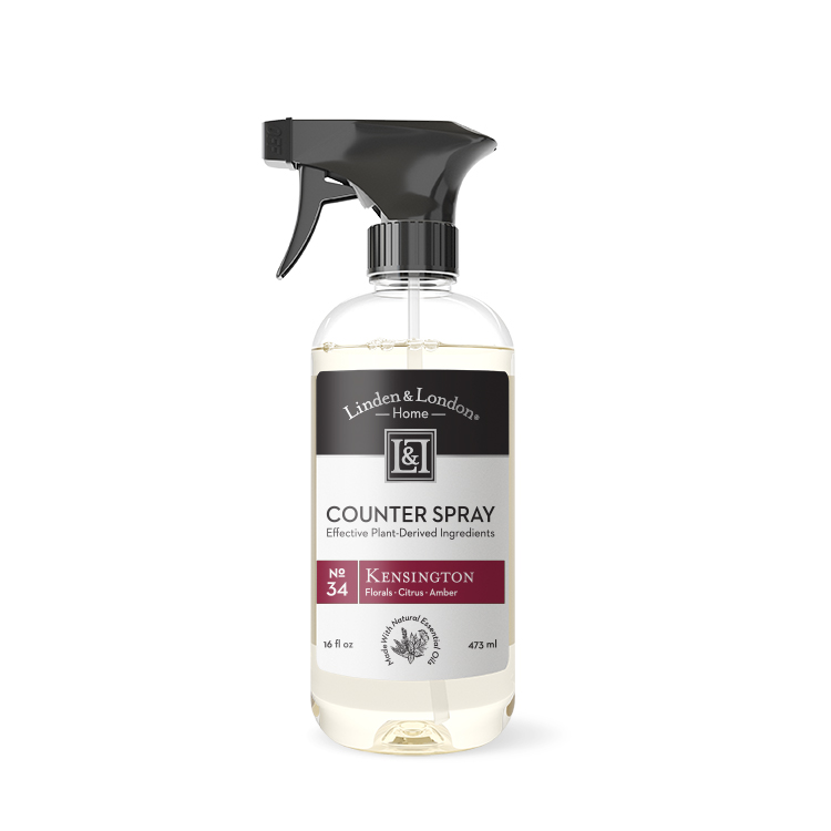 bottle of Kensington Counter Spray