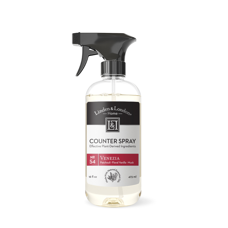 bottle of Venezia Counter Spray