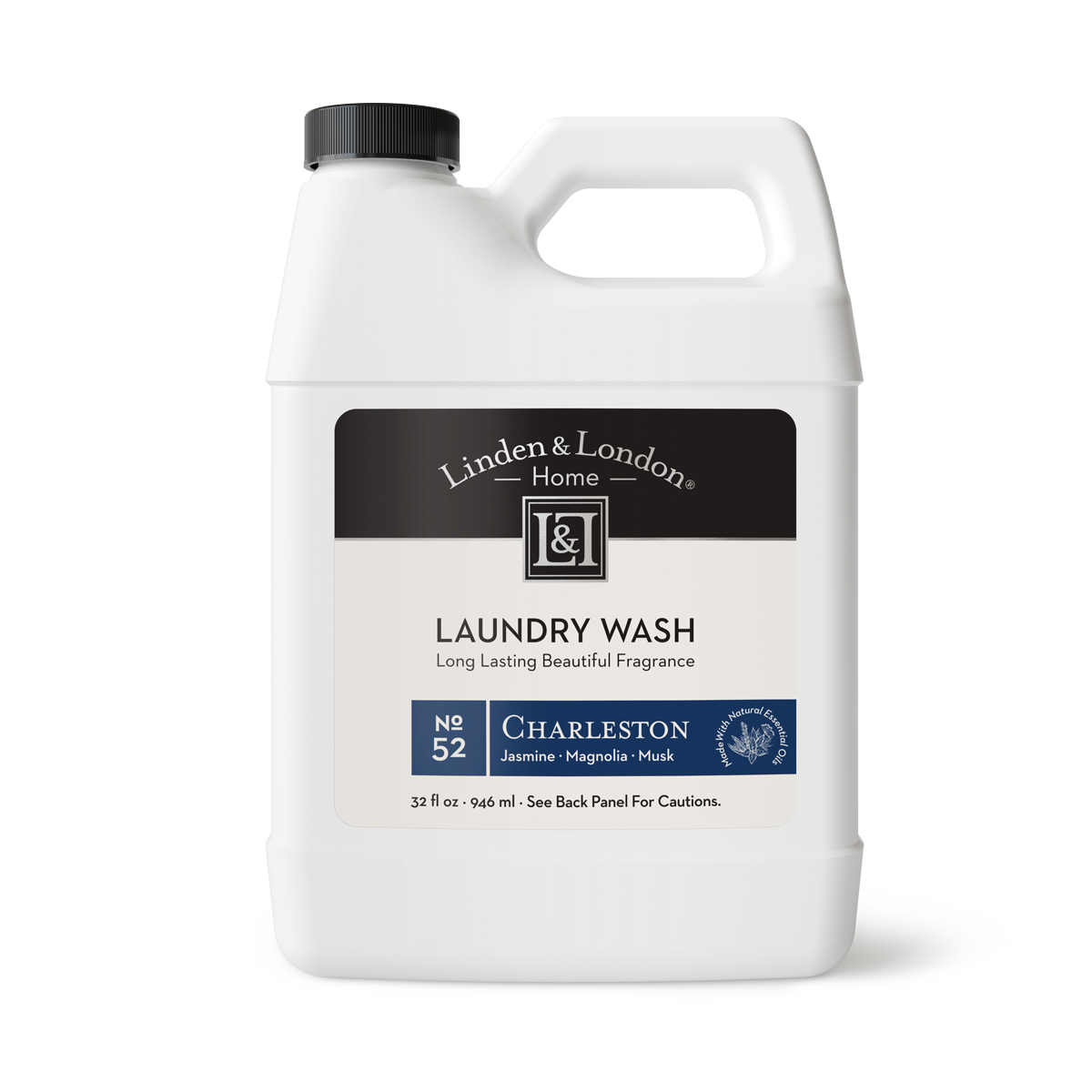 bottle of Charleston Laundry Wash