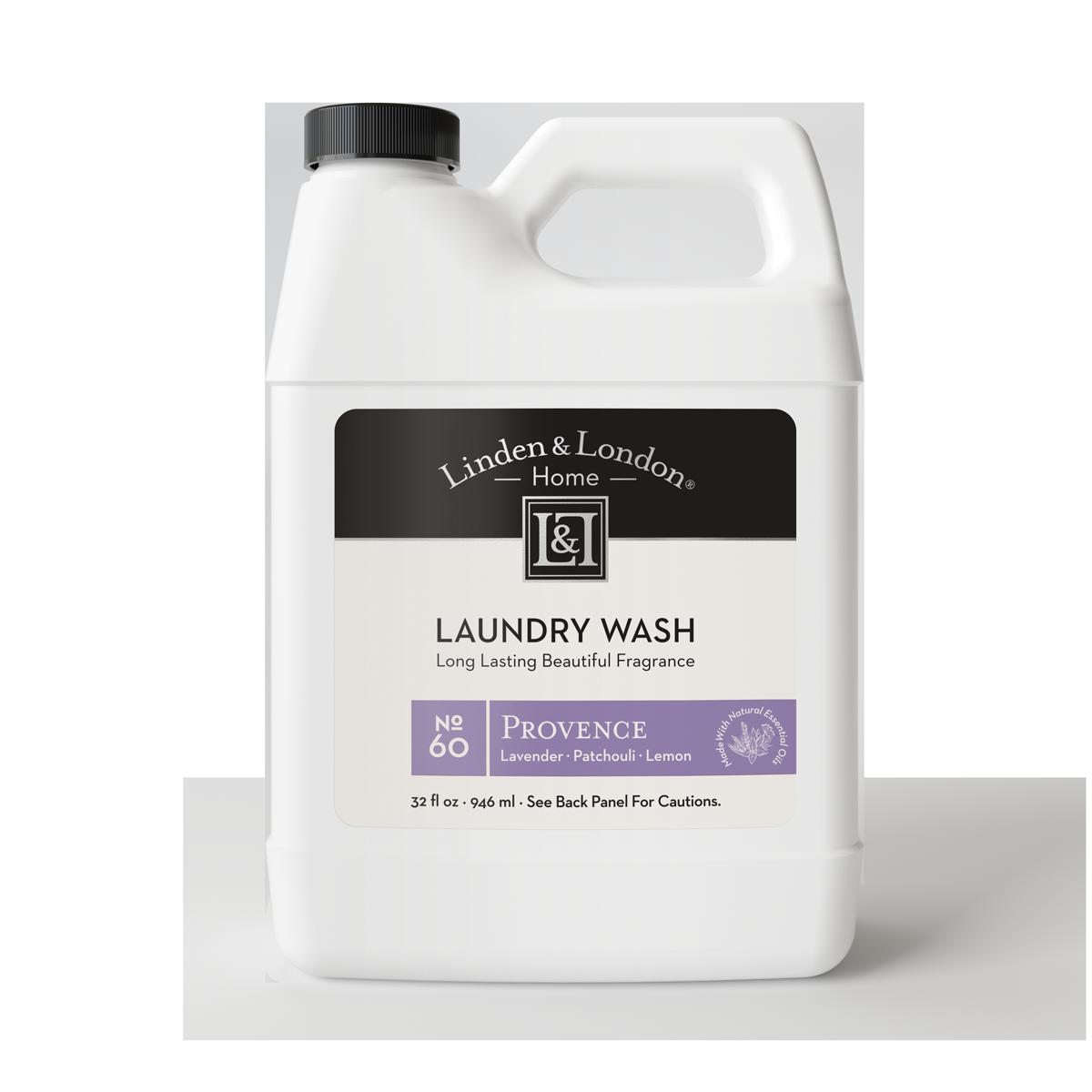 bottle of Provence Laundry Wash