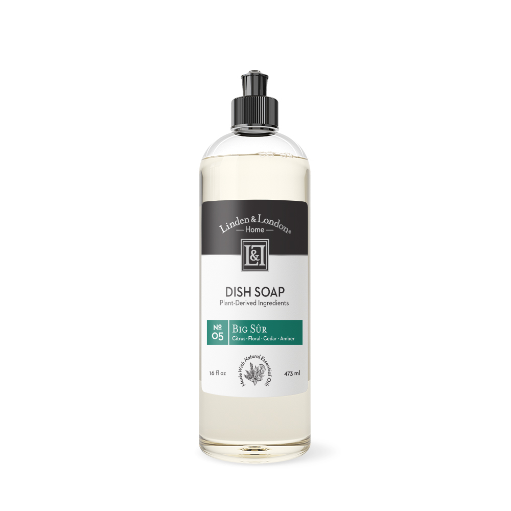 Linden & London Dish Soap -  fragrance