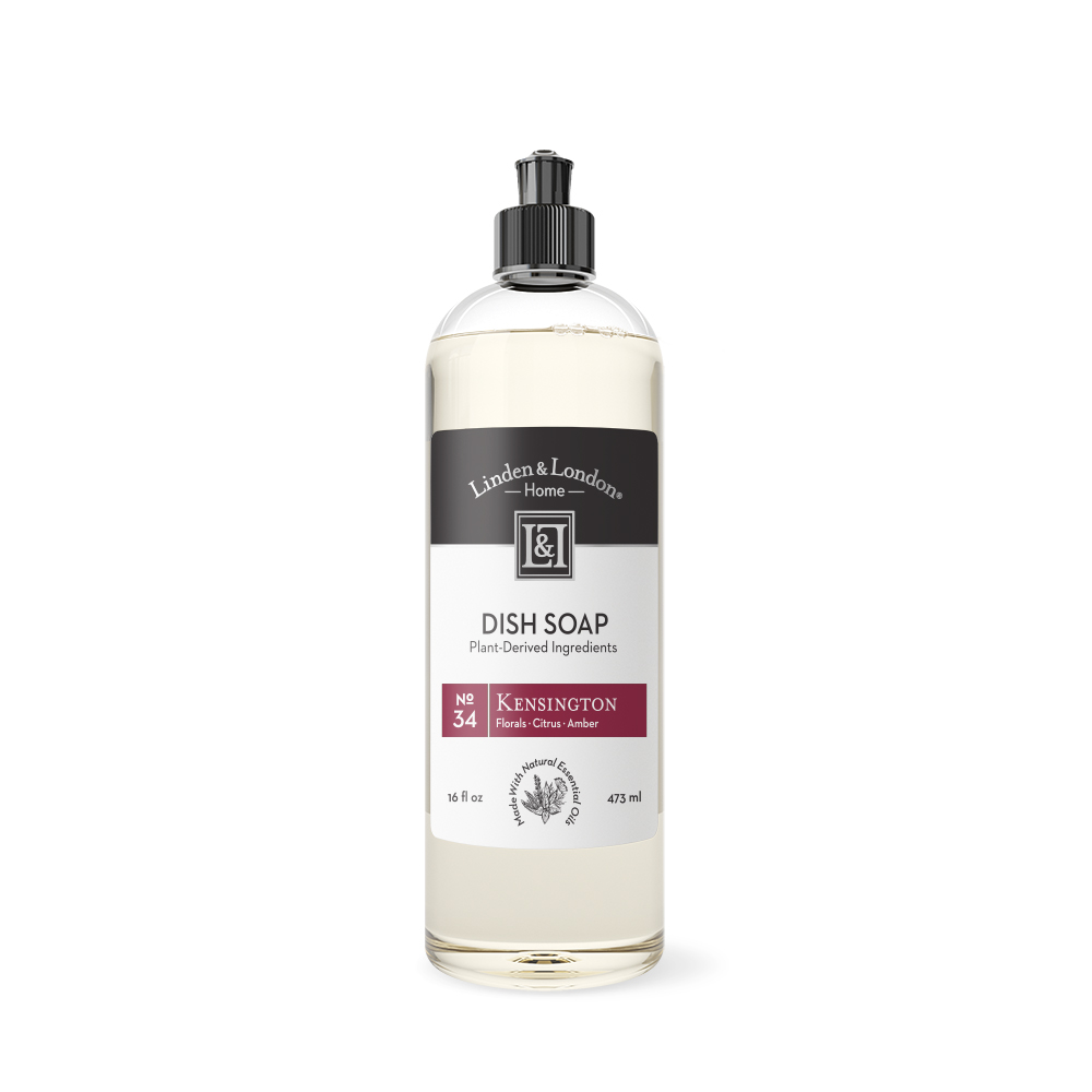 Linden & London Dish Soap -  fragrance